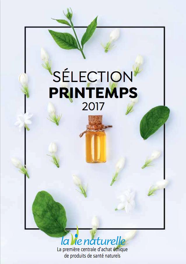 support print : création catalogue la vie naturelle
