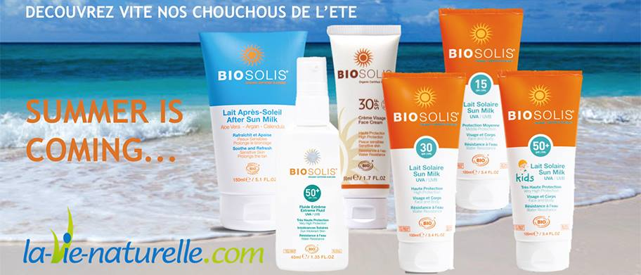 Webdesing carrousel site internet : Biosolis