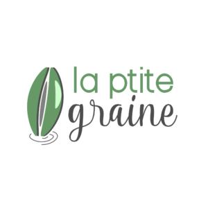 Conception logo La Ptite Graine