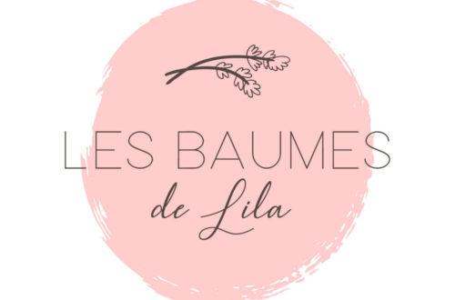 Création de logo les baumes de Lila 5