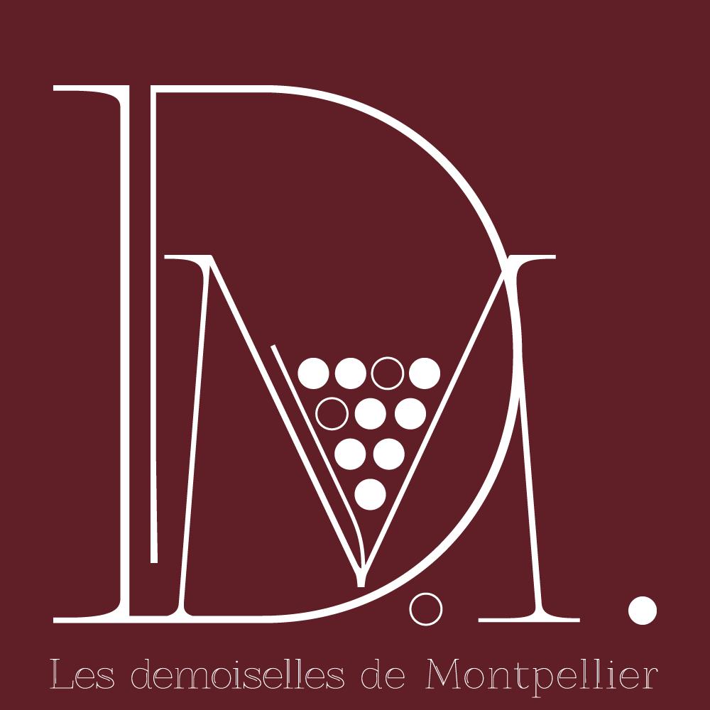 Logo Les demoiselles de Montpellier