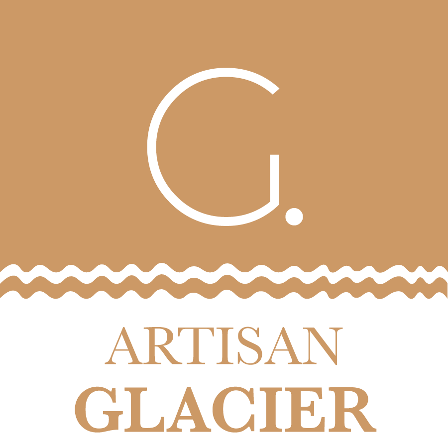 Logo Gustave artisan glacier