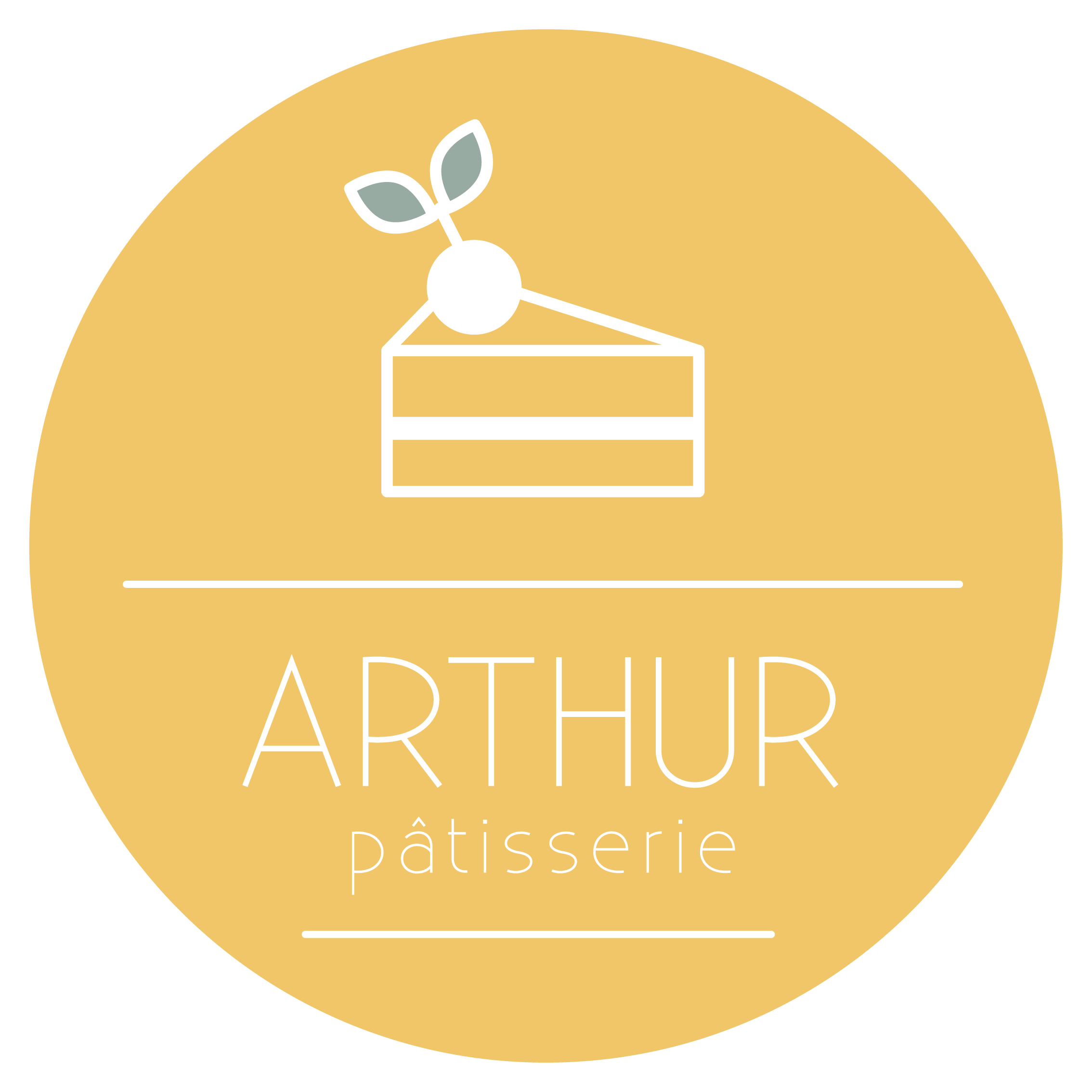 Logo Arthur pâtisserie