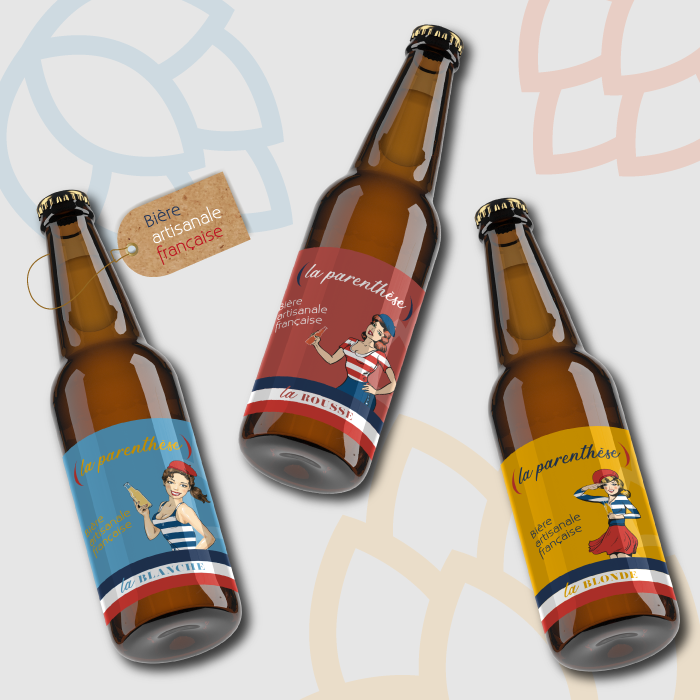 Biere la parenthèse collection permanente mockup - Illunimes