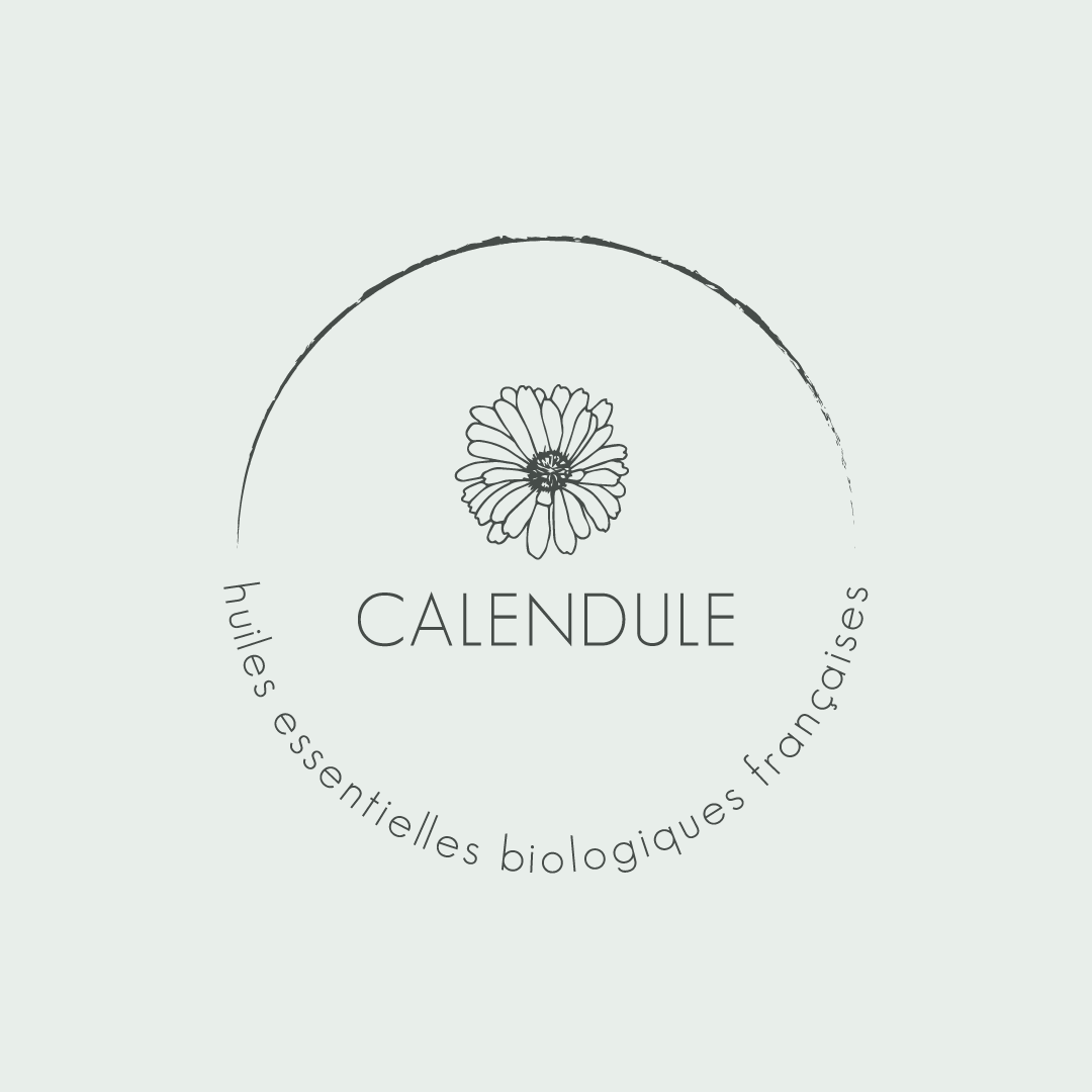 Logo Calendule huiles essentielles