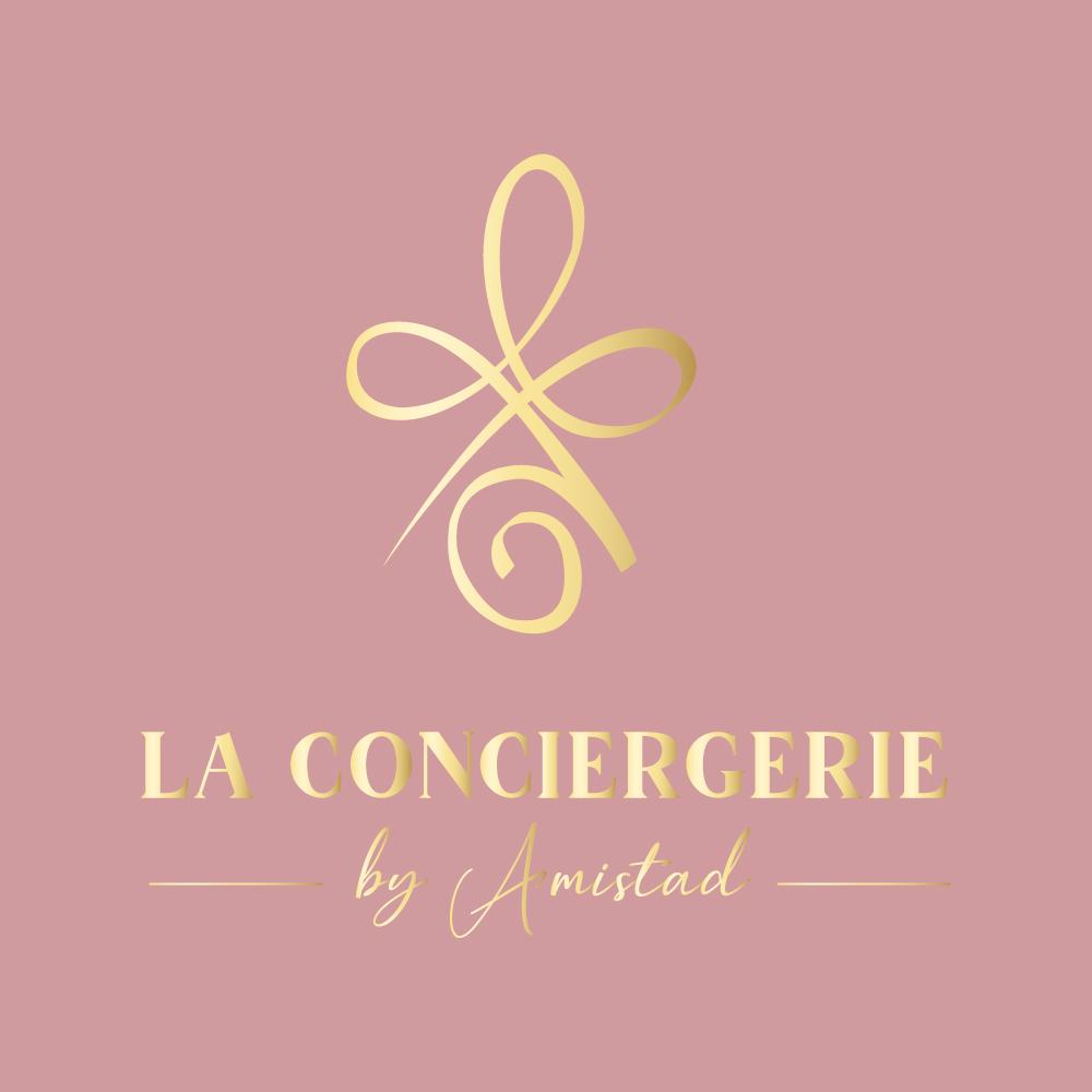 Logo La conciergerie by amistad